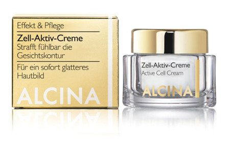 Krem Zell - Activ do twarzy ALCINA 50 ml.